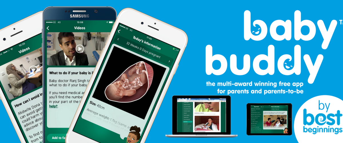 Baby Buddy and Maternity Review