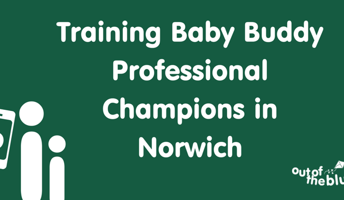 Baby Buddy Professional Champions trained in Norwich