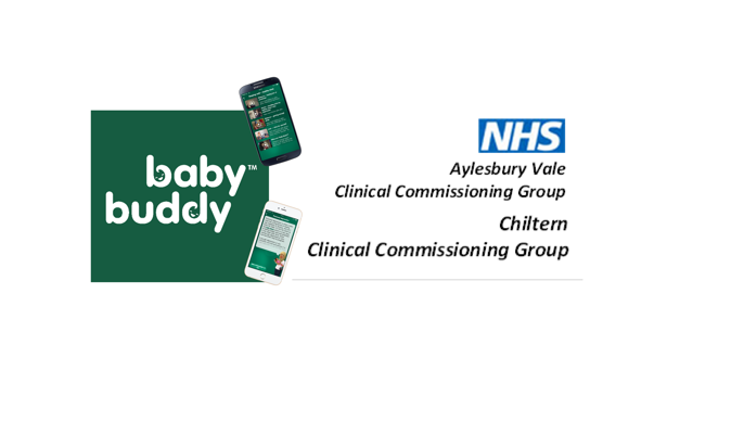 Baby Buddy app launches in Aylesbury!