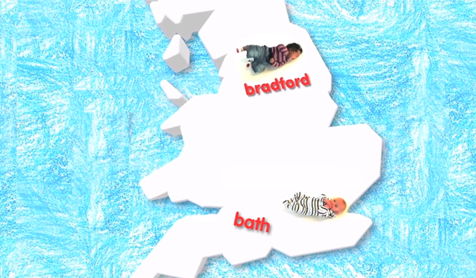 Embedded areas in the UK